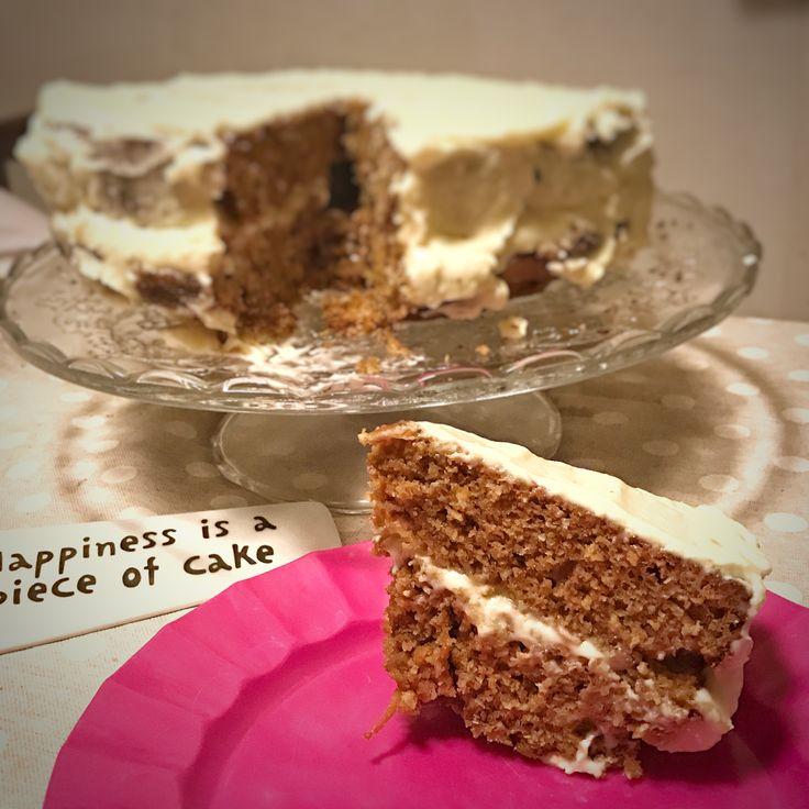 Una versione della celebre carrot cake più leggera ma molto golosa. Un modo furbo per far mangiare le verdure ai nostri bambini
