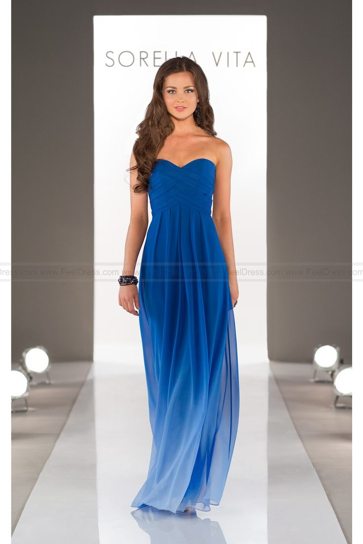 49 best sorella vita images on pinterest dresses 2016 sorella vita blue ombre bridesmaid dress style 8405om ombrellifo Gallery
