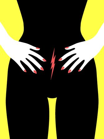 Psst! Painful period? 7 reasons it might be more than just cramps.
