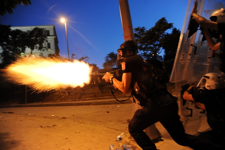 Photos From the Anti-Government Protests in Turkey.