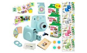 Groupon -  Fujifilm Instax Mini 9 Camera + 60 Fuji Instant Film + Accessory Kit . Groupon deal price: $138.95