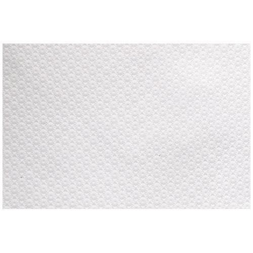NAPPE DE TABLE Nappe rectangulaire en papier blanche 80x120 mm