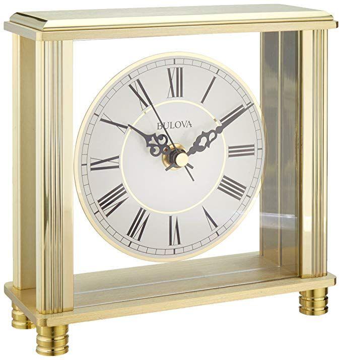 Bulova Cheryl Table Clock Table Clock Clock Clock For Kids