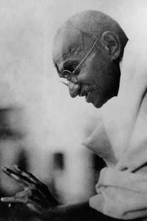 10 Famous Quotes by Gandhi: Strength