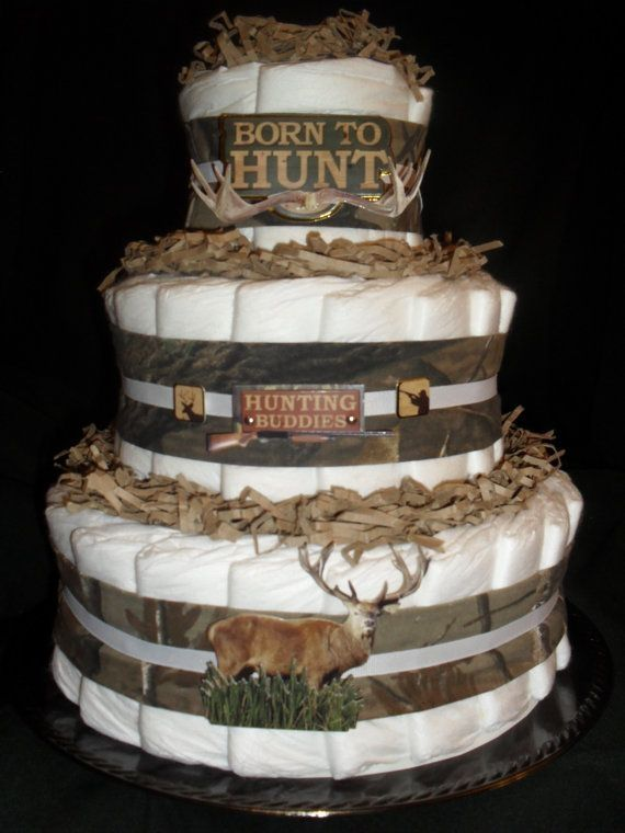 Image result for hunting camo gender reveal party ideas but maybe do half and half so its good for gender reveal