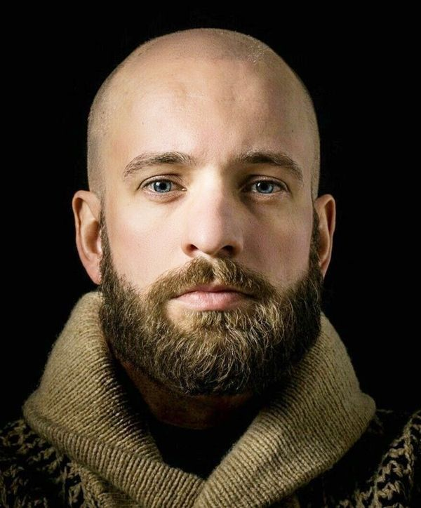15 Of The Best Hairstyles For Balding Men The Bald Brothers Bald Men With Beards Balding Mens Hairstyles Beard Styles For Men