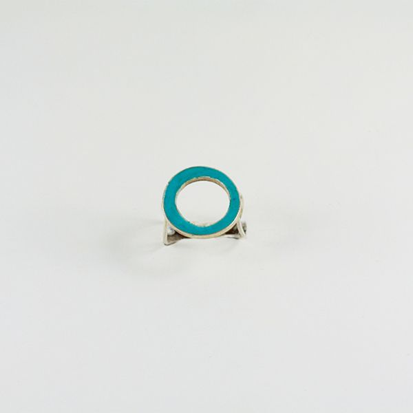 Çember Yüzük (Circle shaped Ring) - ZFRCKC Jewelry Design - www.zfrckc.com