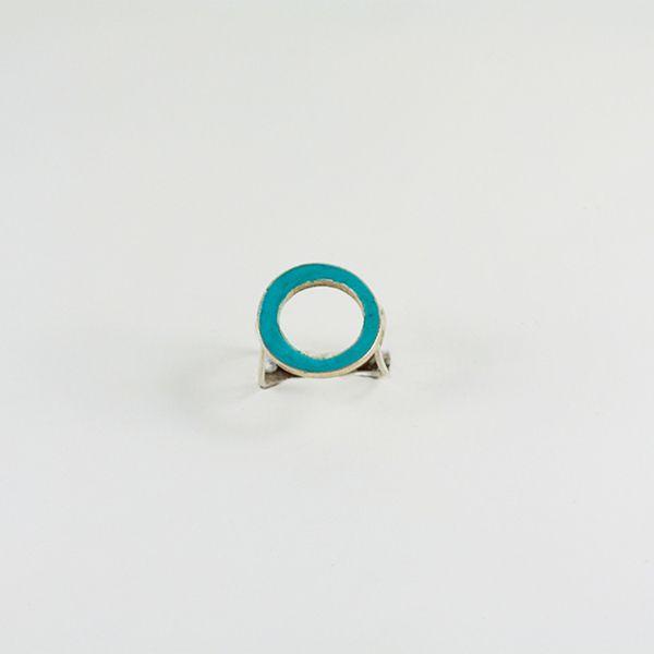 Çember Yüzük (Circle shaped Ring) - ZFRCKC Jewelry Design - www.zfrckc.com