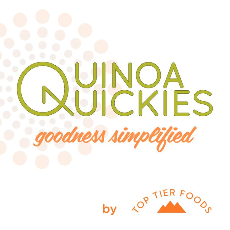 Our new energized profile photo! #QuinoaQuickies #TopTierFoods