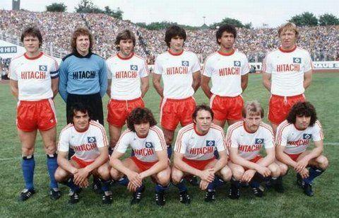 Deutscher Meister 1979: HSV