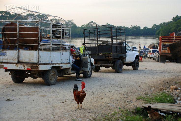 Мексика-Гватемала-Гондурас. Логистика путешествия - транспорт
