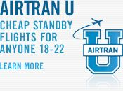 Airtran last minute deals