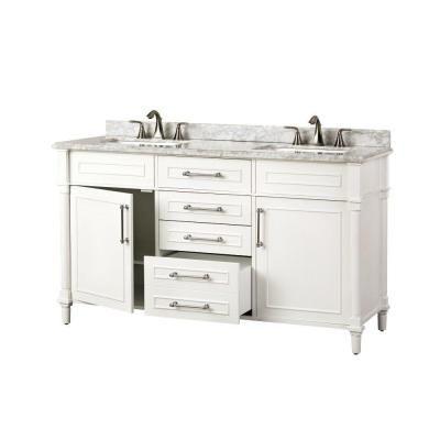 14 Best Master Bath Images On Pinterest Double Sink Vanity Double Vanity And Marble Vanity Tops