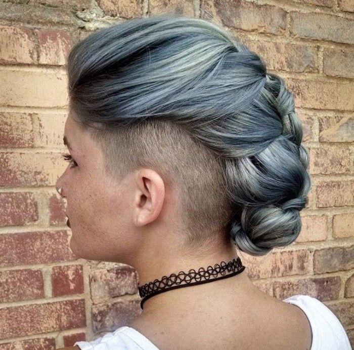 undercut hairstyle women