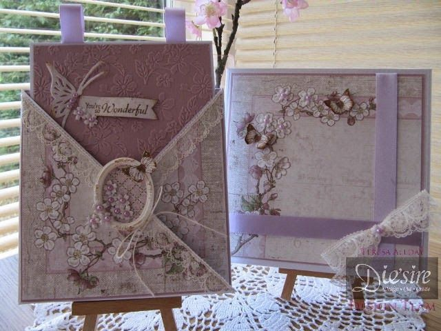 Craftingallday Creations: Crafters Companion Cards ~ Here's the rest :)