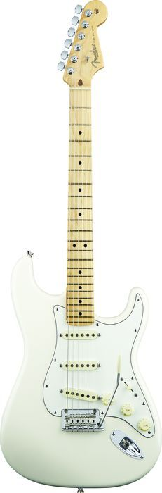 "Fender American Standard Stratocaster (Maple) ""FIRST GUITAR I EVER OWNED"""