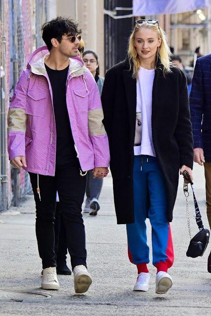 Entertainment News: Game Of Thromnes Star Sophie Turner and Joe Jonas …
