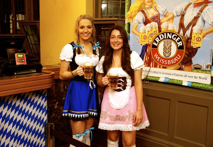 #Oktoberfest at Village Melbourne 2013 #beer #party #fun
