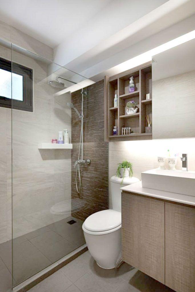 37 Modern Bathroom Vanity Ideas For Your Next Remodel In 2021 Bathroom Interior Design Bathroom Interior Design Modern Modern Bathrooms Interior
