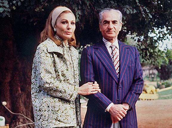1000 images about king and queen of iran on pinterest for Shah bano farah pahlavi