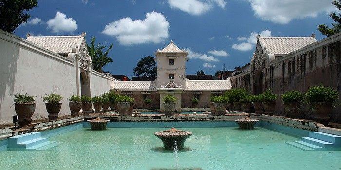 istana tamansari yogyakarta