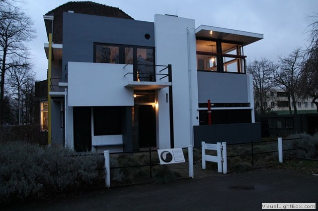 Utrecht Rietveld-Schröderhuis