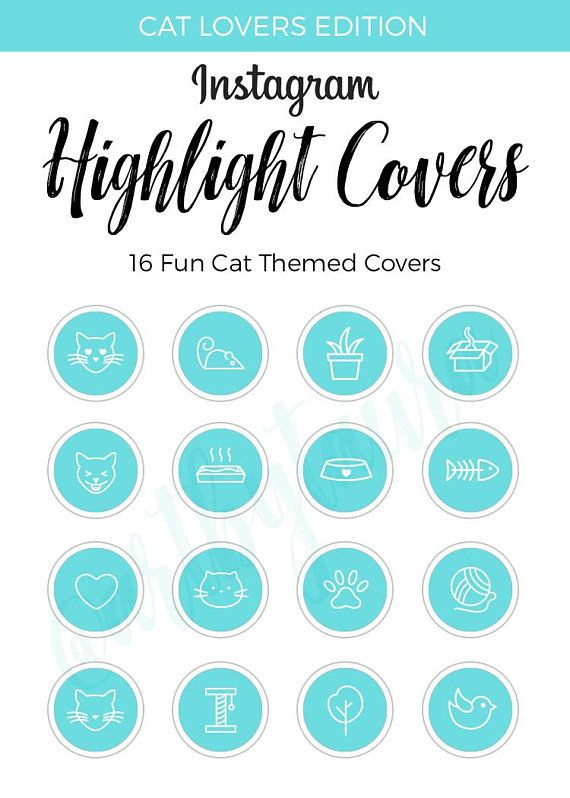 12 best Instagram Highlight Covers images on Pinterest