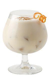 Snow Cap: Bourbon, orange liqueur, cream and sugar. Holy cow. Maker's Mark Bourbon Winter Recipes 2013 at BourbonBlog