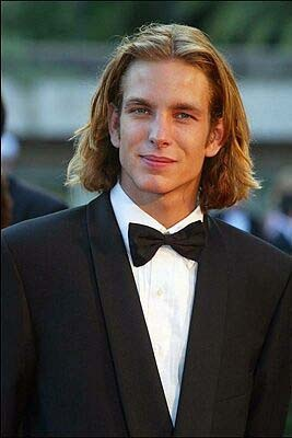 Andrea Albert Pierre Casiraghi (born 8 June 1984) is the eldest son of Caroline, Princess of Hanover, and her second husband Stefano Casiraghi