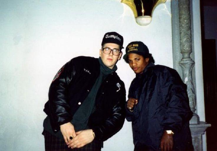 MC Serch & Eazy-E