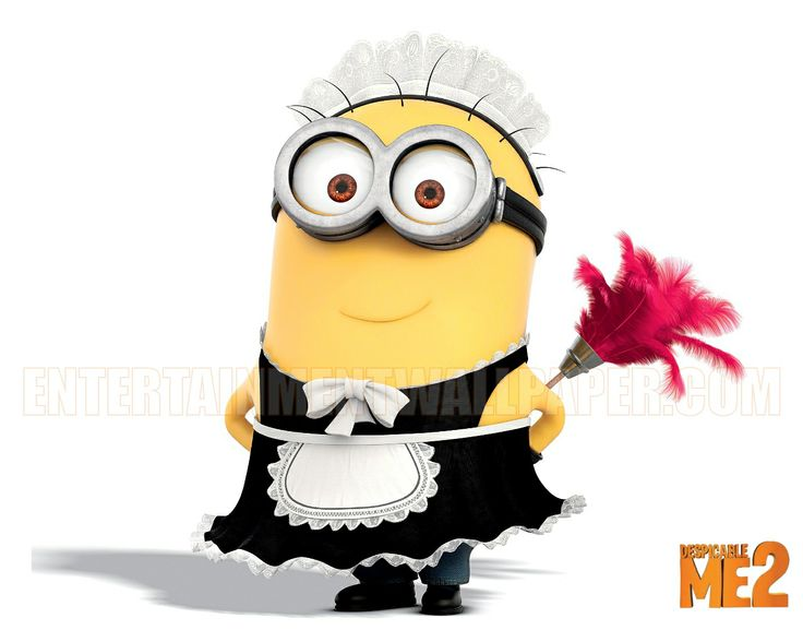 Despicable Me 2 Wallpaper | ... Movie 2013 Despicable Me 2 HD Wallp #.  Minions Despicable MeFunny ...
