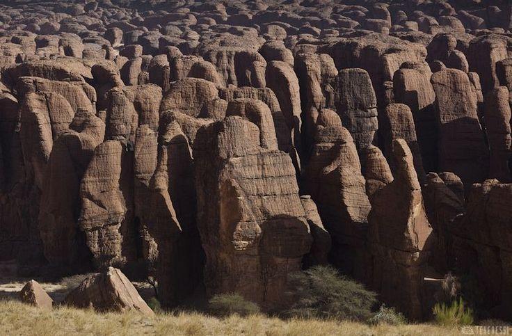 Ennedi Desert, Chad, Africa