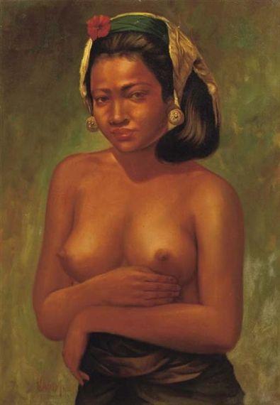 Hasim, A Balinese Beauty