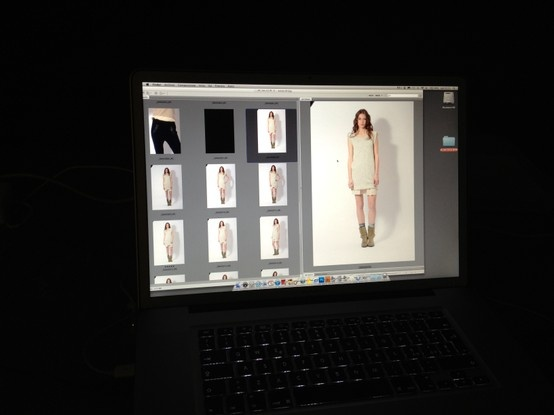 #mac #shoot #danielacolombo #lookbook