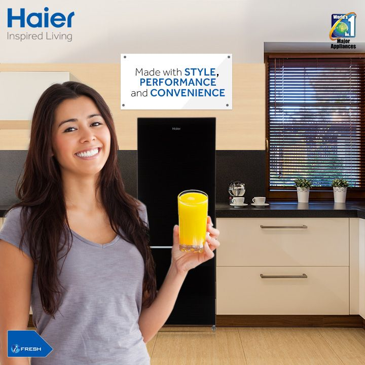 The range of #refrigerators is here to blow you away with its style, performance and convenience.