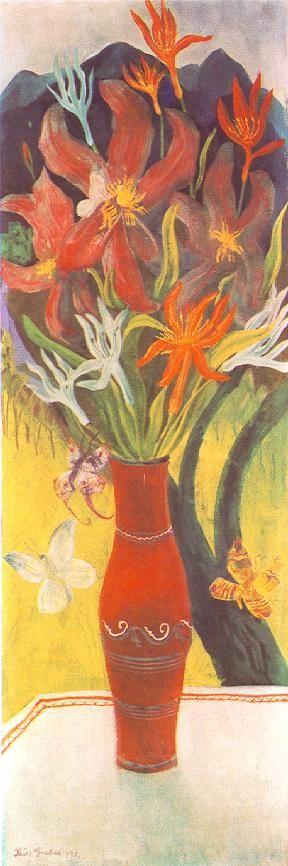 Still life 1932 painting