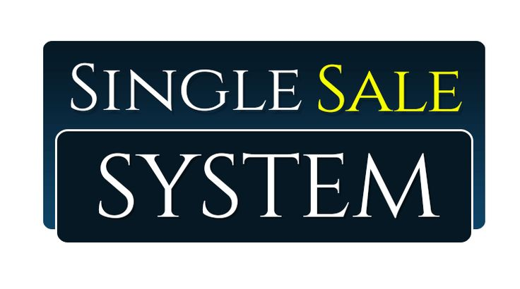 single-sale-system-review-logo