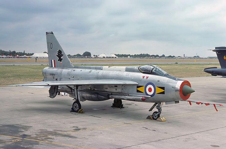 XP695/O Lightning F3 11 Squadron, RAF Binbrook. IAT 76 | by Stuart Freer - Touchdown Aviation