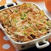 Cowboy Spaghetti Bake recipe from Betty Crocker