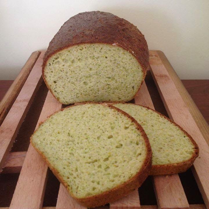 Light paleo brokkoli kenyér ~ Éhezésmentes Karcsúság Szafival