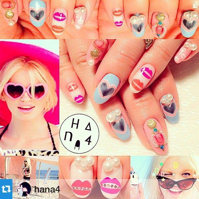 inspired by #Dioraddiction 's short movie My beauty adviser @yurinbeauty nail 海外で修業中の日本でも期待されてる私のビューティーアドバイザーの@yurinbeauty のネイルはお題からして#Beauty  いつもありがと I'm already miss you so much!!! #beach #cute #pink #blue #fragrance #dior #diorbt #heart #lip #hana4 #nail #hana4art #nailart #nailarts #art #nailsdone #handpaint #handpainted #手描きアート #arts #nailsbyhana4 #nailmeetsart *** Love love love my nailsThank you @hana4!I already miss you too 大好きなDior Addictの