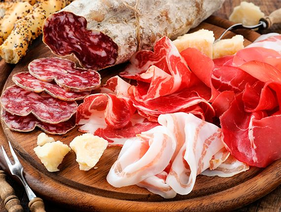 Menu carne - Ristorante Urciuolo