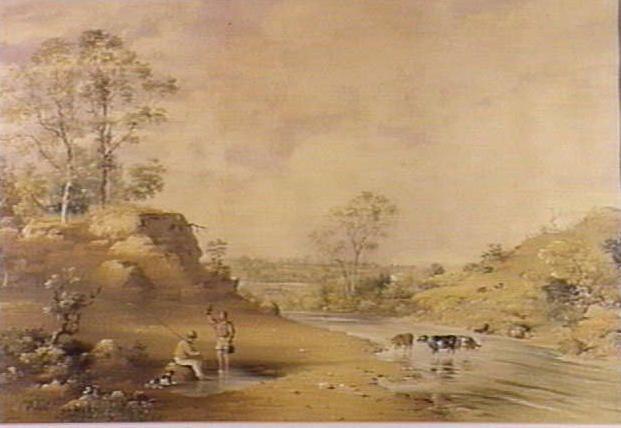 Yarra Yarra, Studly i.e. Studley Park