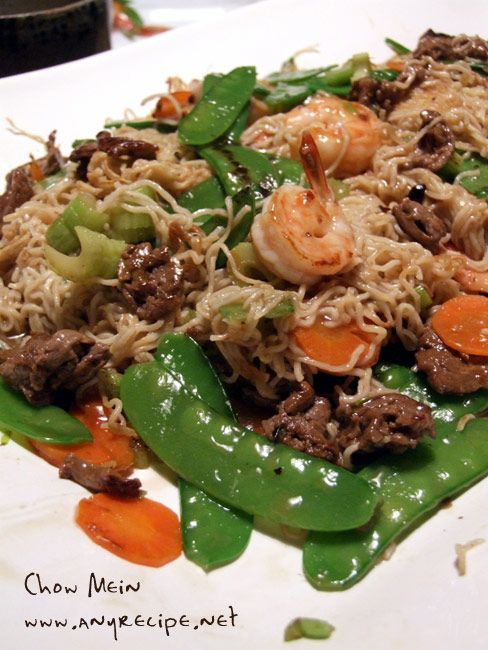 How to make Chow Mein, Hong Kong Style Crispy Chow Mein, Stir-fried Chinese noodles, Chinese recipe