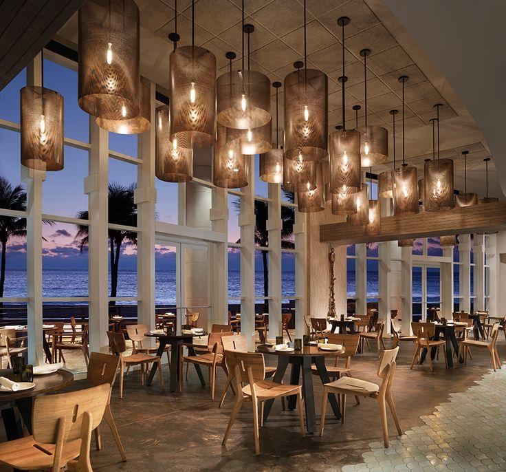 San Francisco Map Ritz Carlton%0A Burlock Coast Marketplace Seating in the Ft Lauderdale Ritz Carlton   Photography by Burlock Coast Seafare