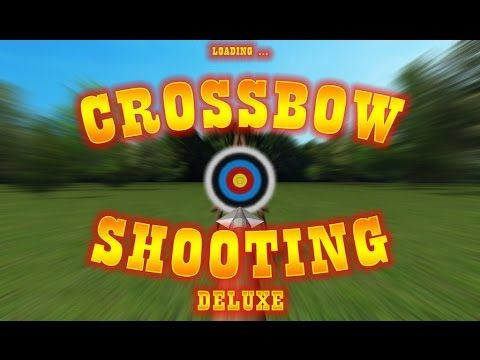 crossbow shooting deluxe is a simulator game