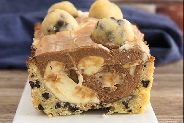 Chocolate Swirl Marble Cheesecake Recipe In 2020