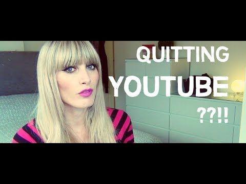 MichelaIsMyName: Quitting Youtube !!??   MICHELA ismyname ❤️