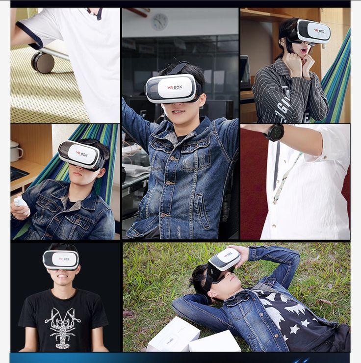 Волшебное зеркало тысячелетия «глаз»VRbox3d