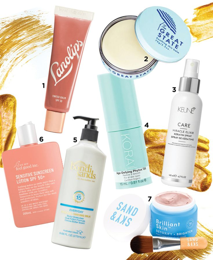 It's safe to say the elements wreak havoc on our hair and skin at the change of seasons. Throw these never-fail beauty buys in your beach bag, hand bag or gym bag for a healthy summer glow now and for the rest of the year...